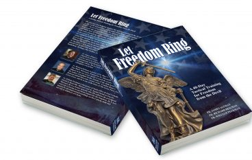 "ANNOUNCEMENT: 3 Priests' Book, ""Let Freedom Ring,"" is LAUNCHING!!"