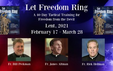 Day 39 – Let Freedom Ring: Freedom from Presumption