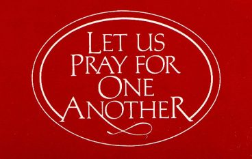We Are Under Attack – Let's Pray for One Another