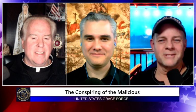 Grace Force Podcast Episode 73: The Conspiring of the Malicious – How Do We Respond?