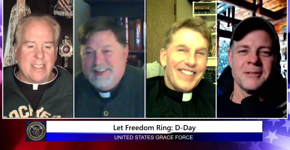 Grace Force Podcast Episode 78: Catholic Priests – Why this Lent is More Important than Others