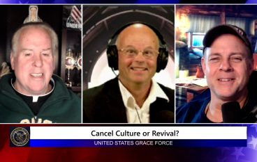 Grace Force Podcast Episode 80: Terry Barber – Cancel Culture or Revival?