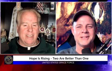 Grace Force Podcast Episode 81: Hope is Rising – Two are Better than One