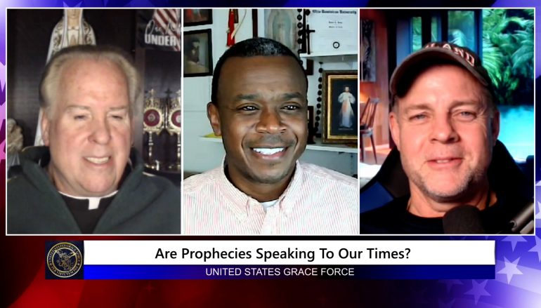 Grace Force Podcast Episode 82: David L. Gray – Are Prophecies Speaking to Our Times?