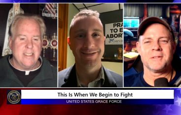 Grace Force Podcast Episode 83: This Is When We Begin to Fight