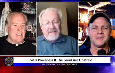 Grace Force Podcast Episode 86: Charlie Johnston – Evil is Powerless if the Good are Unafraid