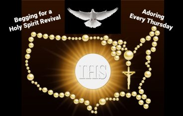 We're Begging for a Holy Spirit Revival – Every Thursday!