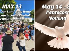 Join Heaven's Army to Pray for an Outpouring of the Holy Spirit in the USA