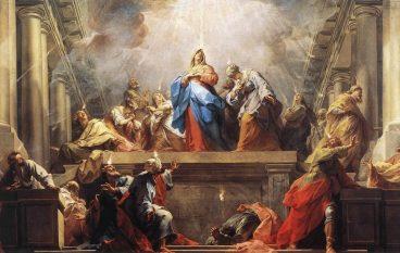 Pentecost Novena – Begins Friday, May 14
