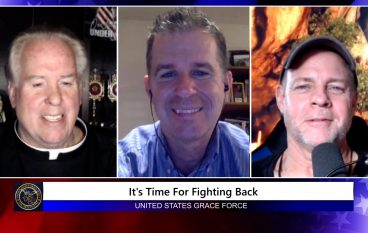 Grace Force Podcast Episode 89: Patrick Coffin – It's Time for Fighting Back!