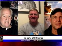 Grace Force Podcast Episode 91: Jason Jones – The Duty of Influence