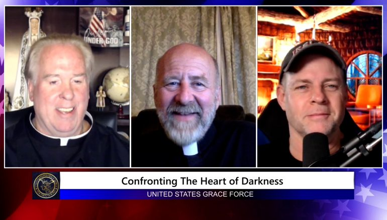 Grace Force Podcast Episode 93: Fr. Dwight Longenecker – Confronting the Heart of Darkness