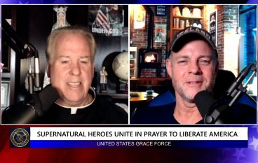 Grace Force Podcast Episode 98: Supernatural Heroes Unite to Liberate America