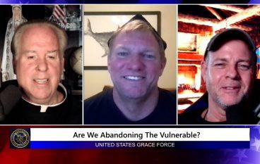 Grace Force Podcast Episode 101: Jason Jones – Are We Abandoning The Vulnerable?