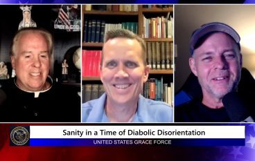 Grace Force Podcast Episode 105 – Dr. Dan Schneider -Sanity in a Time of Diabolic Disorientation