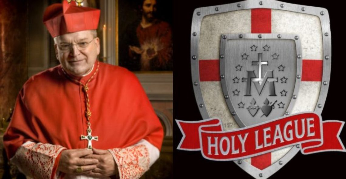 On the 450th Anniversary of the Battle of Lepanto, Cardinal Burke Calls for a Holy League!